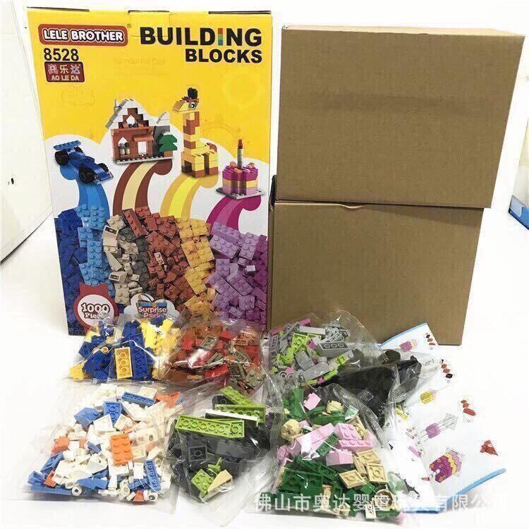 Lego 1000 chi tiết