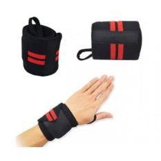 Combo 2 đai quấn bảo vệ cổ tay tập gym STH
