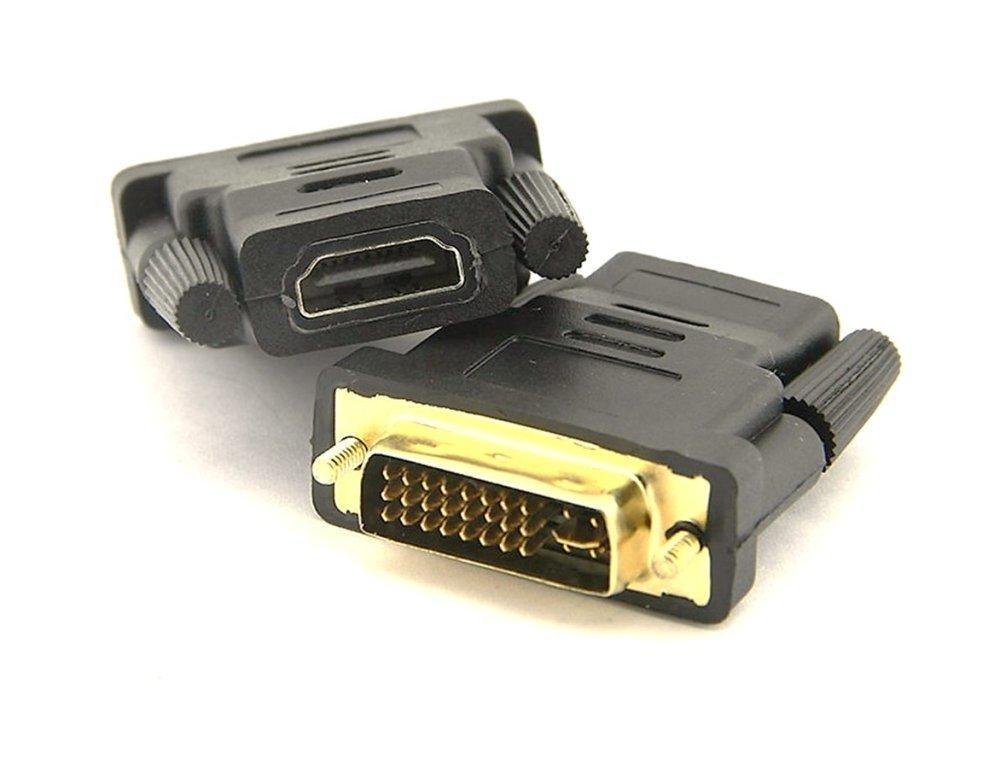Đầu chuyển đổi DVI to HDMI ( chuẩn 24+5 )