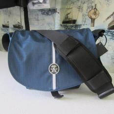 Túi đựng máy ảnh đeo chéo Crumpler pretty boy 4000 (Xanh)-DNStore