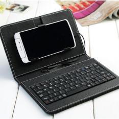 Bao da bàn phím di động cho hệ điều hành Android – BX Electronics (Đen)