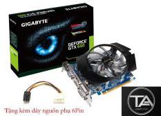 Vga Gigabyte GTX650 1Gb DDR5 Chiến game