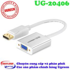 Adapter Displayport to VGA – Mini Displayport Ugreen 20406