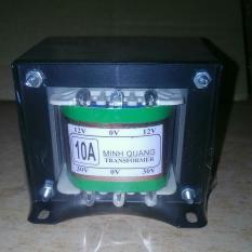 Biến áp ampli 10A 30V đôi