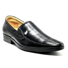 Giày tây da thật vân cá sấu L11