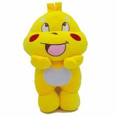 Khủng long lai Ong QooBee Agapi nhồi bông siêu dễ thương – món quà cho người yêu chết mê chết mệt – 3 mẫu sắc thái biểu cảm – Cao 50cm – Mẫu gấu bông hot nhất 2018 – Sản phẩm y hình