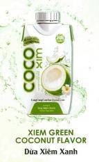 Cocoxim – Sữa dừa bến tre, combo 3 hộp (330ml x 3)