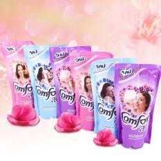 Bộ 6 gói Nước xả vải Comfort Thái 580ml (mỗi gói 580ml )