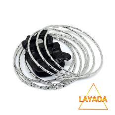 Mua 1 Bộ vòng tay ximen trắng cao cấp tặng nhẫn mạ bạc (có khóa gài) – LAYADA