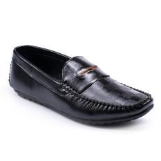 Giày Moca Nam Đẹp Đế Khâu Caro M118
