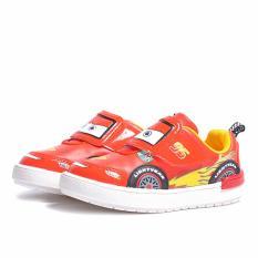 Giày Thể thao Bé trai Bitis Disney Car – Vương quốc xe hơi DSB122211DOO (Đỏ)
