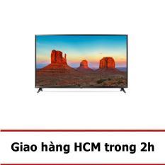 Smart TV LG 55inch 4K Ultra HD – Model 55UK6100PTA (Đen) – Hãng phân phối chính thức