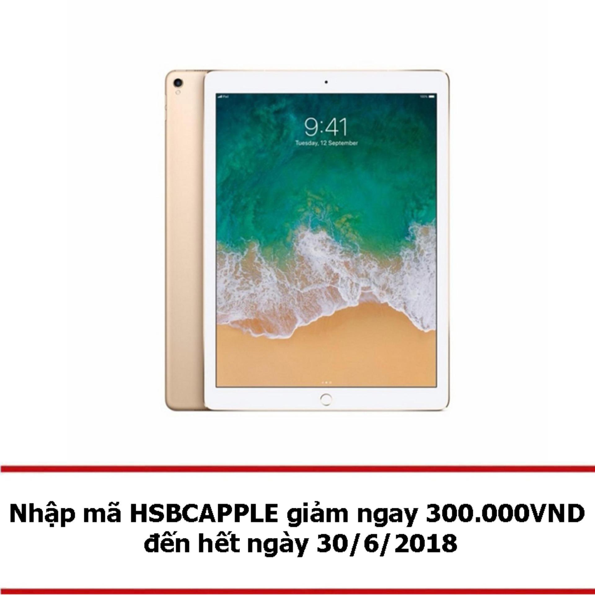 Apple iPad Pro 10.5-inch Wi-Fi 64GB Gold