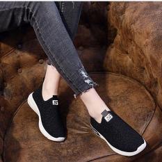 TT058D – Giày lười nữ mới 2018 phong cách Hàn Quốc