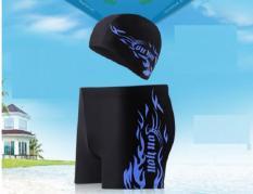 Bộ đồ bơi dành cho nam màu xanh – AL