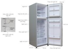 Tủ Lạnh HITACHI Inverter R-H230PGV4 (SLS)