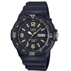 Đồng hồ nam dây nhựa Casio MRW-200H-1B3VDF