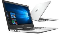 Laptop Dell 13 – N5370-I3 7130/4G/ SSD 128G/Win 10/-SILVER -N3I3001W