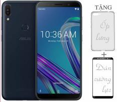 Điện thoại Asus Zenfone Max Pro M1 Snapdragon 636- 3GB/32GB camera kép 13MP pin 5000 – Bảo hành 12 Tháng