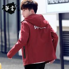 Áo Khoác nam Kaki Cao Cấp H.H.P fashion MTV 70 (màu đỏ)