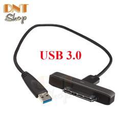 Dây Cáp (Cable) chuyển SATA to USB 3.0 Truyền dữ liệu từ ổ cứng HDD/SSD ra USB 3.0