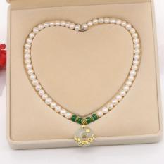 Chuỗi Ngọc Trai Phát Lộc – Vòng Cổ Ngọc Trai – Dây Chuyền Ngọc Trai DB-1438 Bảo Ngọc Jewelry