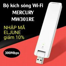 Bộ Kích Sóng Wifi Mercury Repeater MW301RE