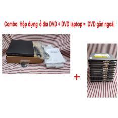 dvd laptop gắn ngoài|Bộ sản phẩm ổ đĩa DVD laptop gắn ngoài