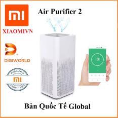 Máy lọc không khí Xiaomi Air 2 Mi Air Purifier 2 – Digiworld phân phối chính thức