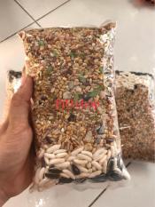 Thức ăn hạt hỗn hợp cho hamster, nhím