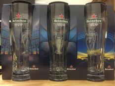 Bộ ba cốc thuỷ tinh uống bia tươi