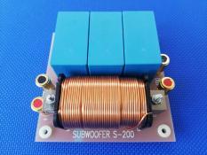 Mạch phân tần loa sub cao cấp S200 1200W