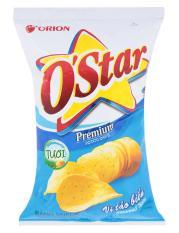 Bánh Snack Khoai Tây O'Star Vị Tảo Biển Gói 90 G