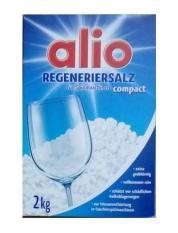 Muối rửa bát Alio 2.0 kg- Muối chuyên dụng dùng cho máy rửa gia Đình