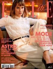 Tạp chí Elle (Pháp) – 10 Août 2018