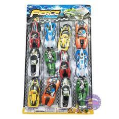 Vỉ đồ chơi 12 xe đua thể thao bằng nhựa chạy trớn 198-70 – ĐỒ CHƠI CHỢ LỚN