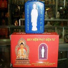 Máy Niệm Phật Điện Tử Kèm 3 Bài Kinh Có Sẵn + Tặng Kèm 2 viên pin AA