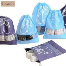 Túi đựng giày thể thao,sneaker, dép đi du lịch, Túi bảo quản giày dép TDG001