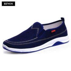Giày lười vải nam RINOS RN5414LEO