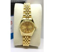 Đồng hồ nữ Halei 365 màu vàng cực chất