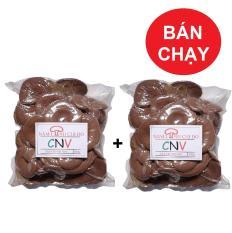 Nấm linh chi đỏ CNV 500g x 2 Gói (Xích chi Việt Nam)