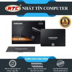 Ổ cứng SSD Samsung 860 Evo 250GB 2.5-Inch SATA III – box Anh (Đen)