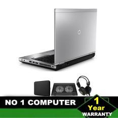 Laptop HP EliteBook 2560p Chạy CPU i5-2520M, 12.5inch, 8GB, SSD 240GB + Bộ Quà Tặng – Hàng Nhập Khẩu