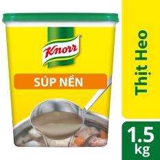 Súp nền heo Knorr 1.5kg