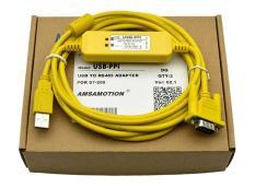 cáp lập trình PLC siemen S7-200 USB-PPI