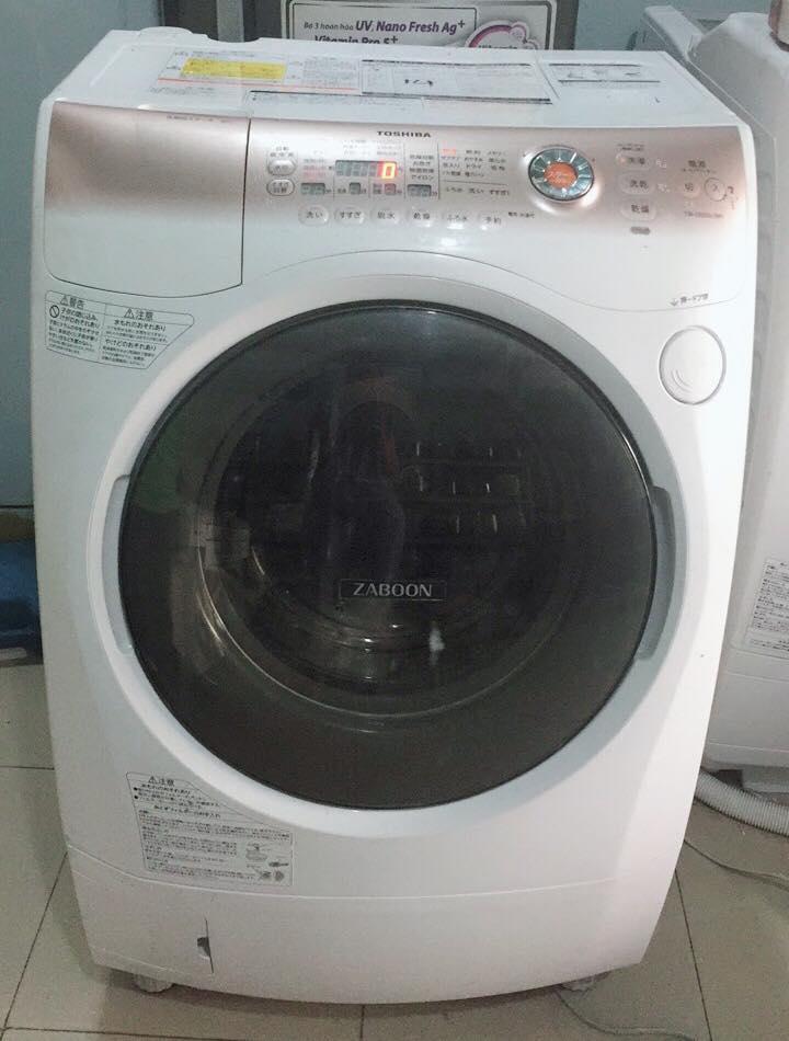 Máy giặt TOSHIBA inverter TW-Z8200L giặt 9kg sấy khô 6kg