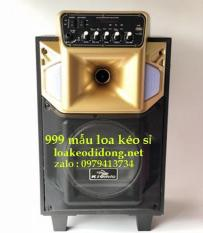 loa vali kẹo kéo karaoke bluetooth temeisheng kiomic m800 công suất lớn