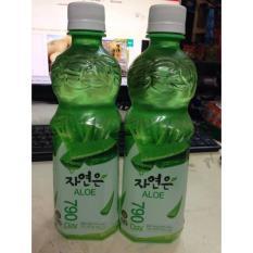 Combo 2 chai nước nha đam Hàn Quốc 500ml