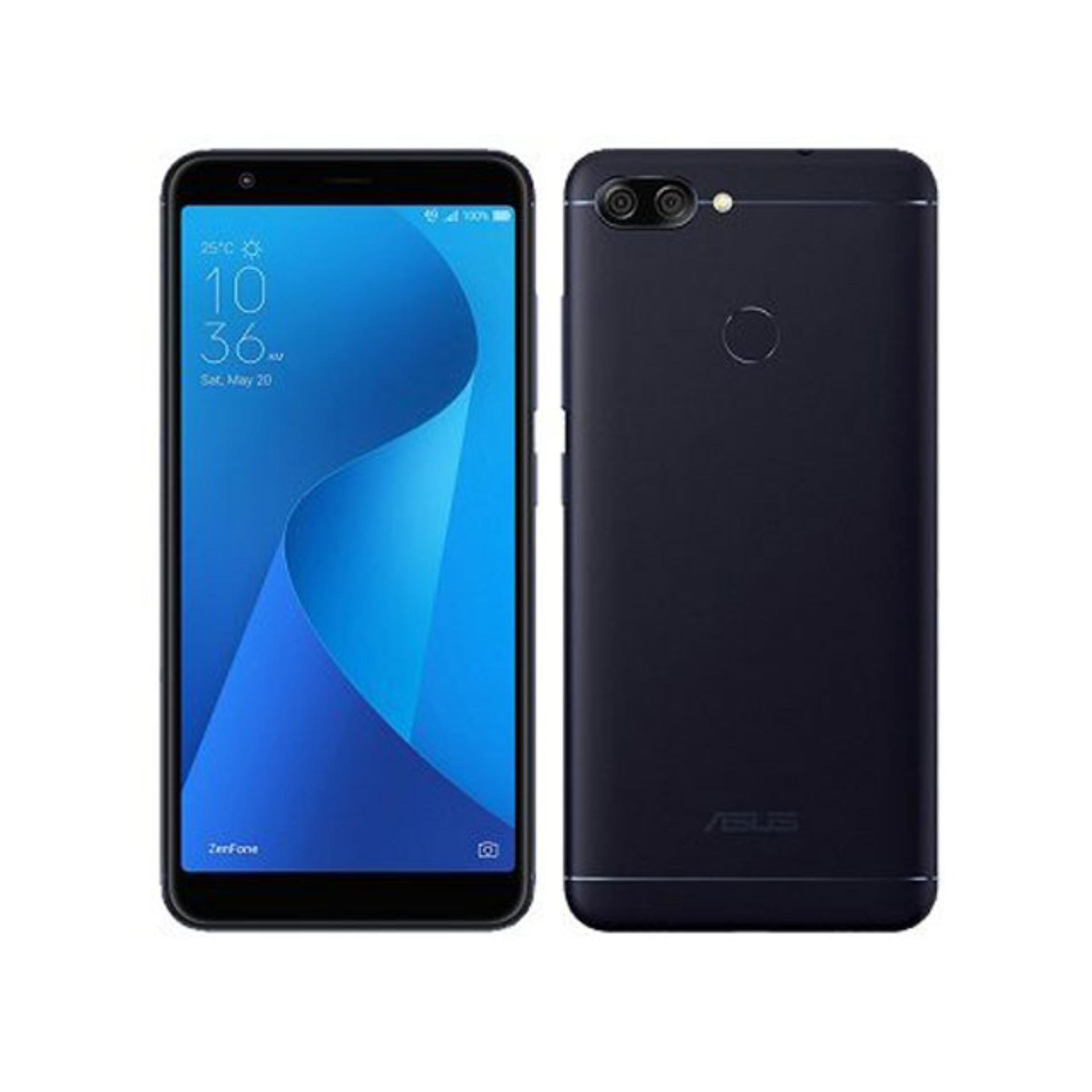Điện thoại Asus Zenfone Max Plus M1 32GB 3GB RAM (ĐEN) – Hãng phân phối chính thức