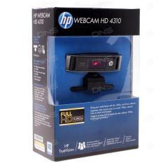 Webcam Livestream Full HD 1080P HP 4310 (Màu Đen)